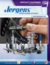 Specialty Fasteners Catalog Cover Image